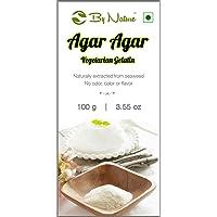 By Nature Agar Powder, 100g