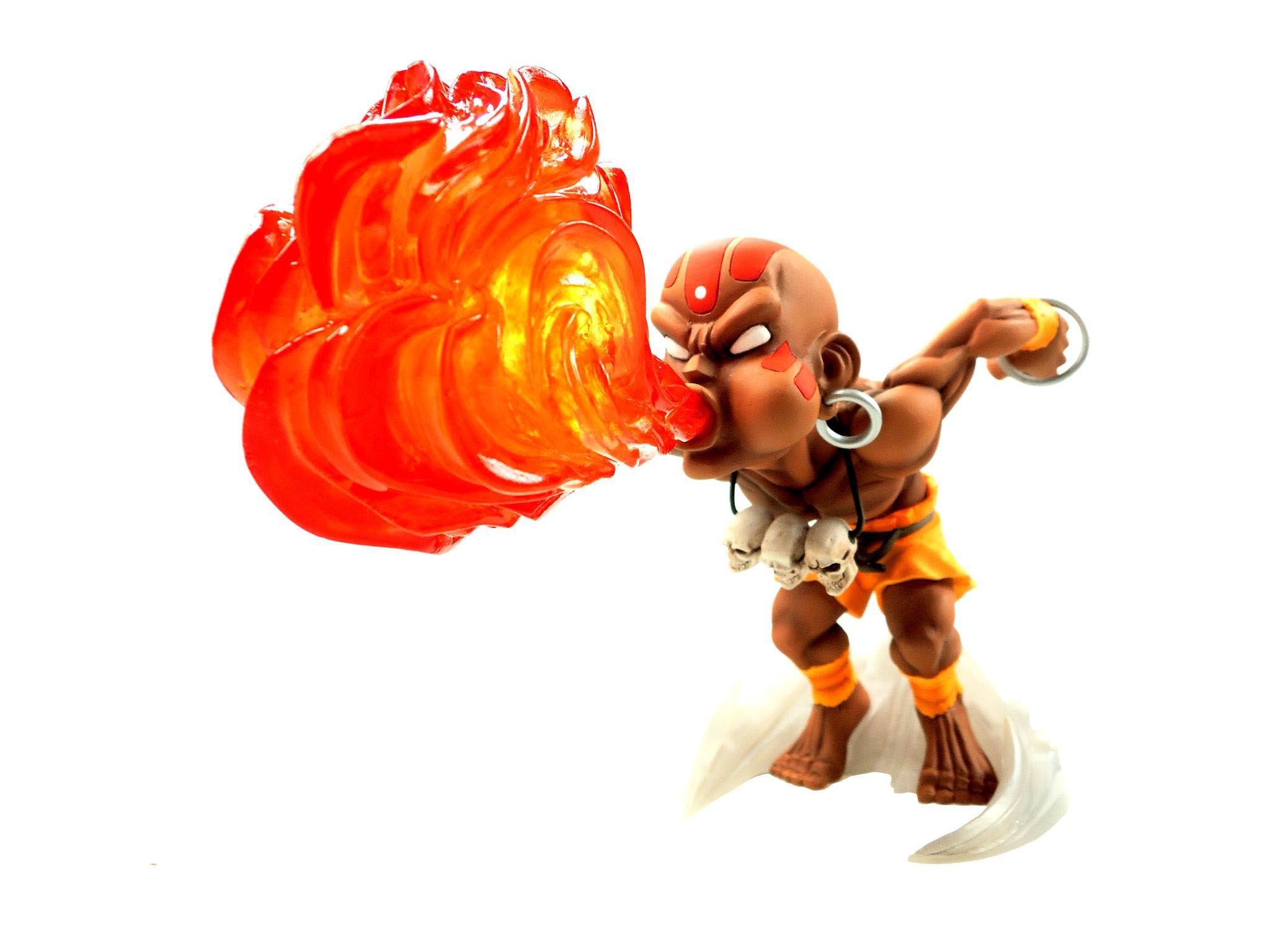 Big Boys Toys Street Fighter T.N.C. 06: Dhalsim PVC Figure