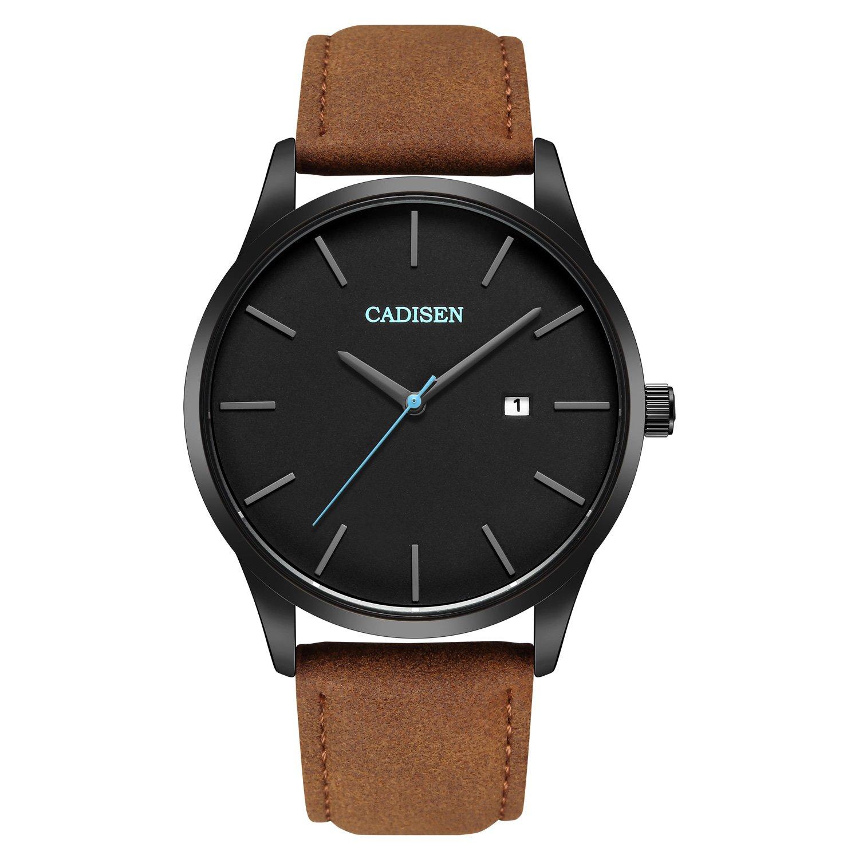 Men's Watches Quartz Casual Business Waterproof Simple Design Fashion Brand Men's Watch
