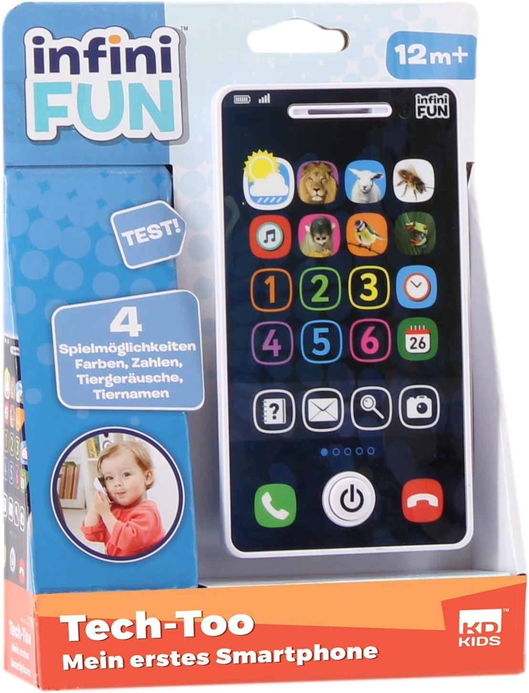 KD Germany GmbH Tech Too Smartphone: Amazon.es: Juguetes y juegos