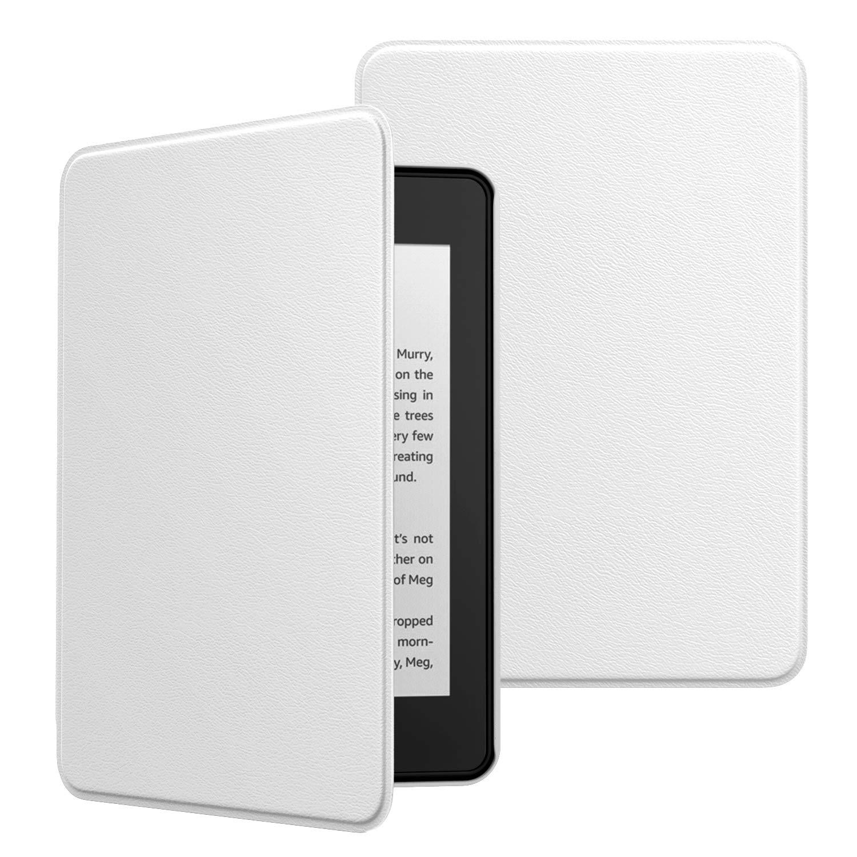 Negro MoKo Funda para Kindle Paperwhite Ultra Delgada Ligera Smart-Shell Soporte Cover Case para  Kindle Paperwhite E-Reader 10th Generation, 2018 Releases