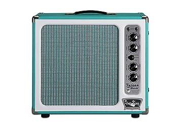 Tone King Falcon Grande Combo TRQ · Amplificador guitarra eléctrica: Amazon.es: Instrumentos musicales