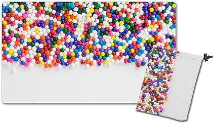 Amazon.com: Granas Playmat y dados – Kit de bolsa por Inked ...