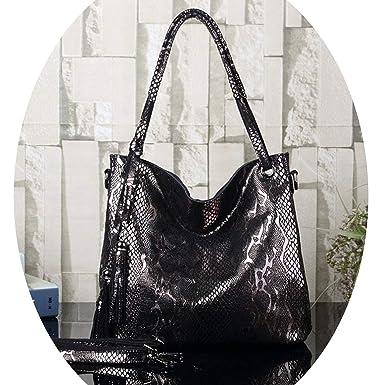 2a02e4c7f939 Amazon.com: Chibi-store Brand Designer 100% Real Leather Women ...