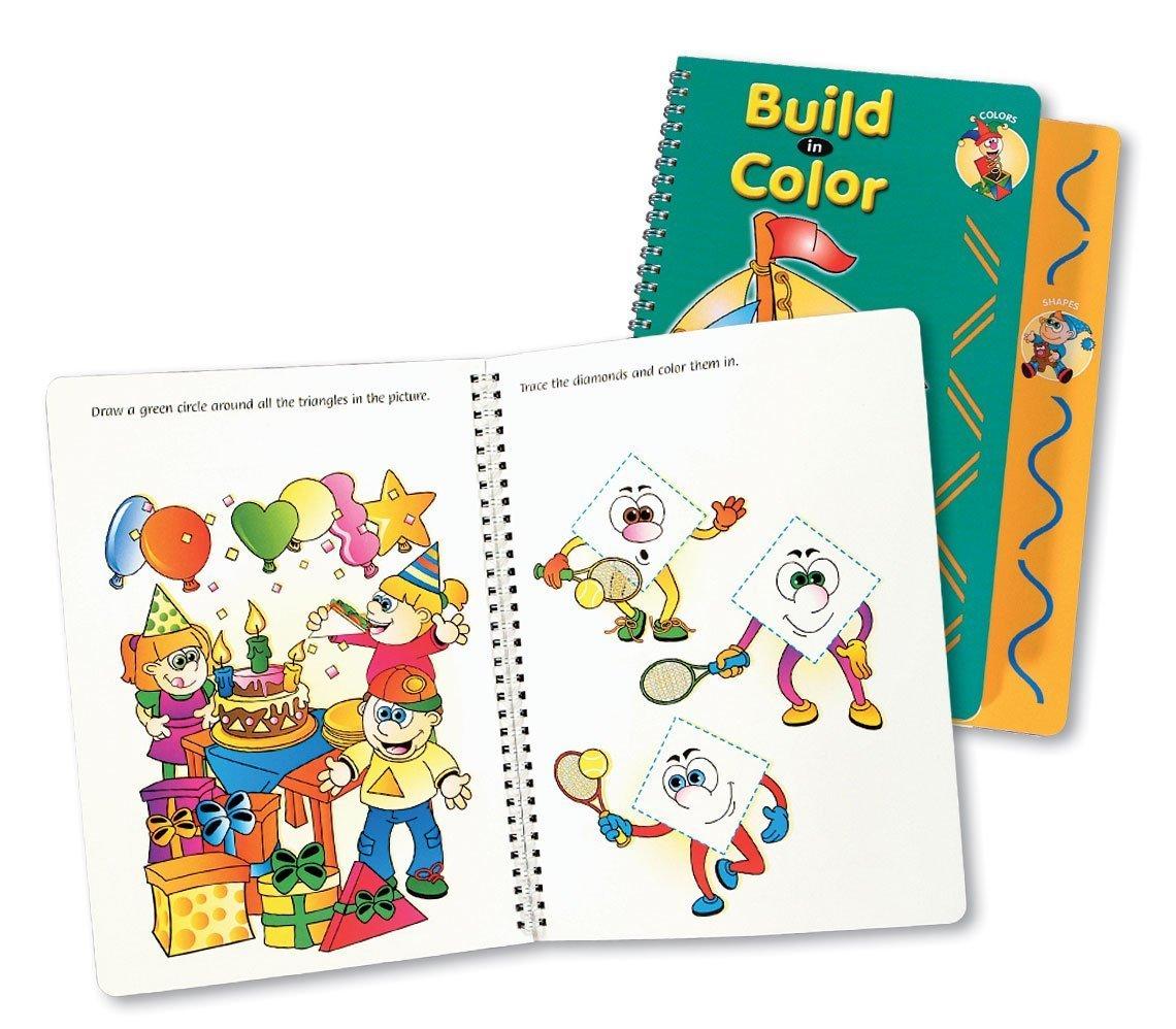 Build in Color (Hands-On Books) pdf epub
