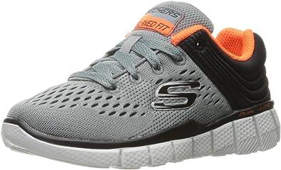 Skechers Big Kid Equalizer 2.0 Sneaker Black//Royal