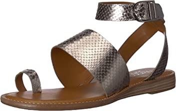 Franco Sarto Womens Gracious Flat Sandal