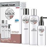 NIOXIN - Trial Kit (Champú, Acondicionador y Tratamiento) Sistema 3- CABELLO COLOREADO_DEBILITAMIENTO LEVE_HIDRATACION EQUILIBRADA -(300 ml + 300 ml + 100 ml)