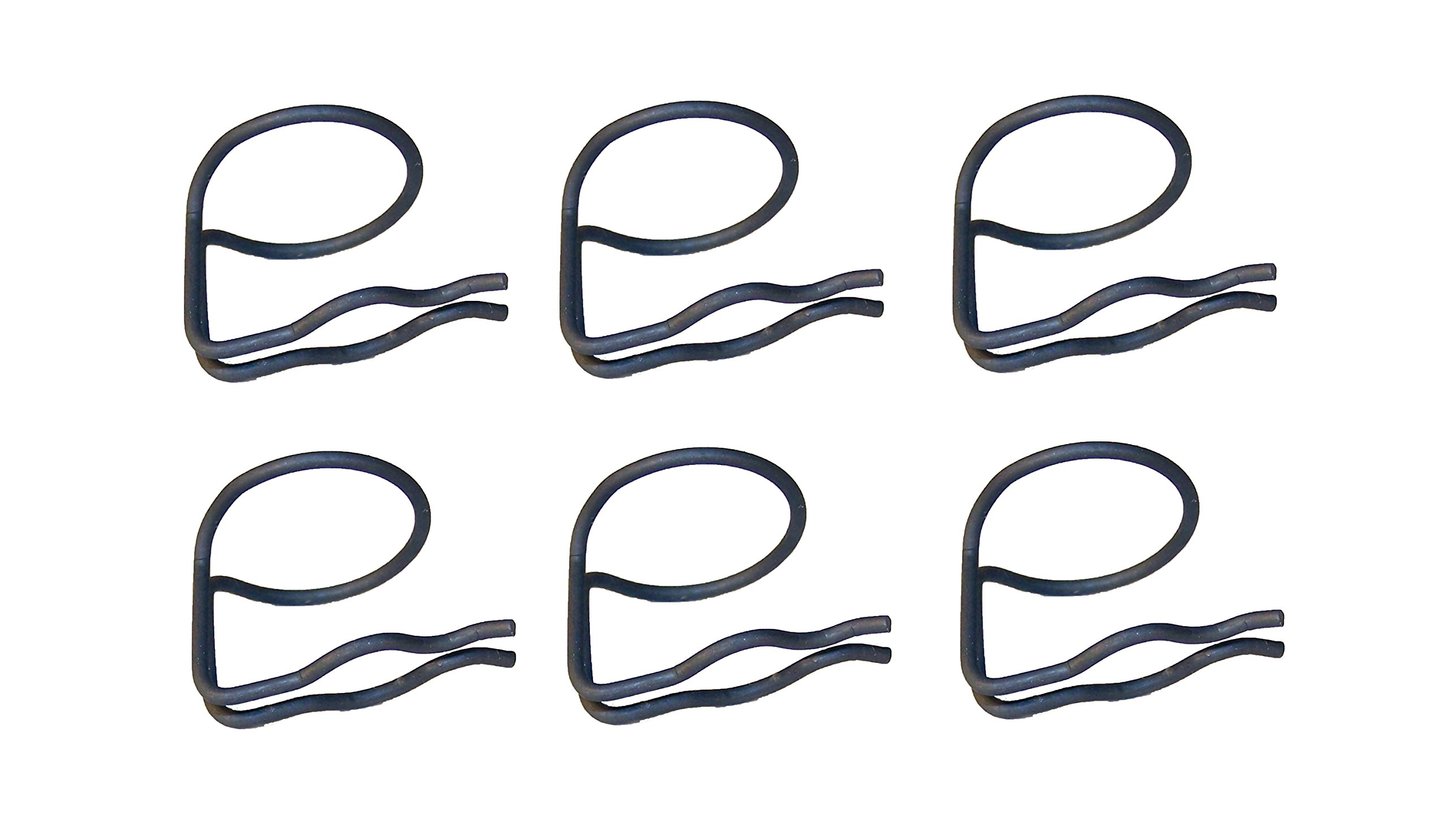 Crown Automotive 4338855 Clutch Throwout Fork Spring (6)