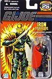 "G.I. JOE Hasbro 25th Anniversary 3 3/4"" Wave 5 Action Figure Iron Grenadier Leader Destro"