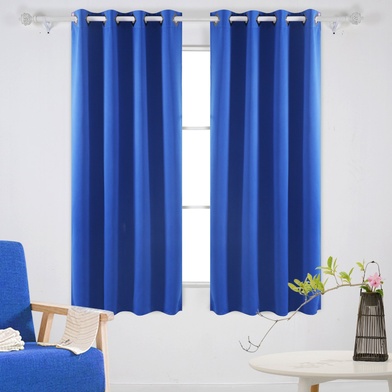 Amazon Deconovo Thermal Insulated Curtains Grommet Curtains