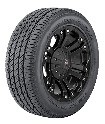 Nitto Dura Grappler >> Amazon Com Nitto Dura Grappler All Terrain Tire 275 60r20 122r