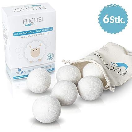 Wiederverwendbare Wäsche Clean Ball Praktische Home Wolle Trockner Bälle Wä  bD