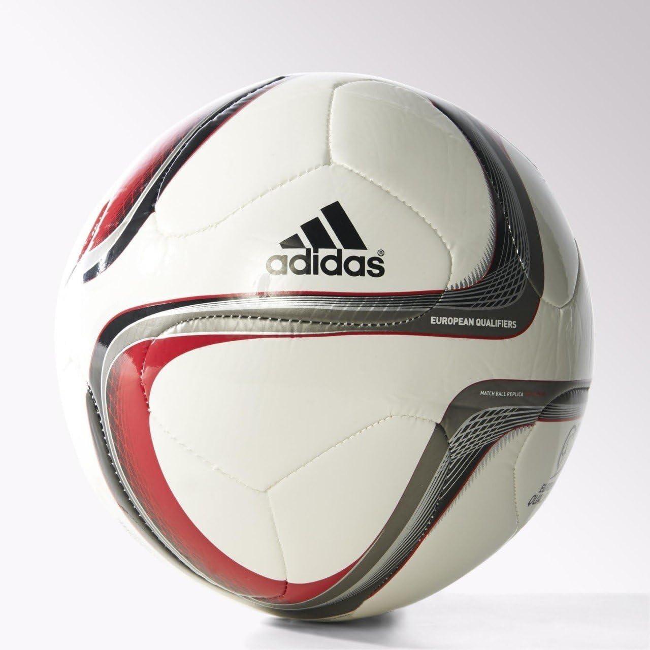 adidas - Balón de fútbol Euro Qualifier Top Glider: Amazon.es ...