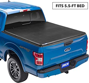 "Tonno Pro Tonno Fold, Soft Folding Truck Bed Tonneau Cover | 42-301 | Fits 2004 - 2008 Ford F-150 5'5"" Bed"