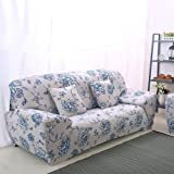 Fastar 1 2 3 Seater Sofa Cover Stretch Sofa Slipcover Anti-skid Elastic Polyester Couch Cover Protector