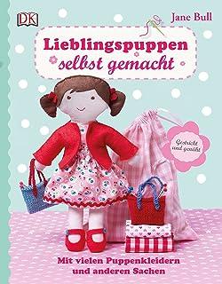 Handgenäht Witzige Puppen Aus Filz Amazonde Cecilia Hanselmann