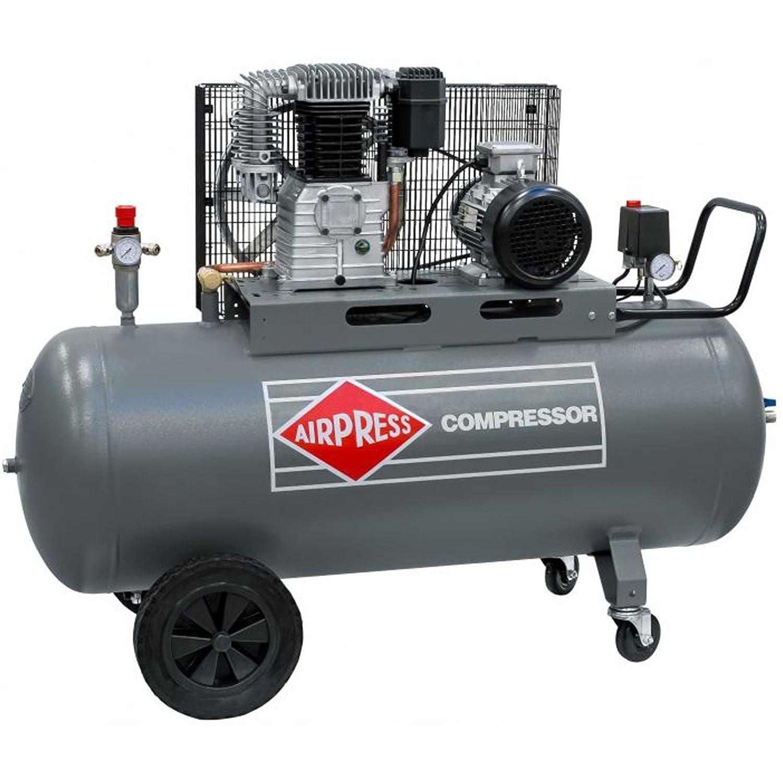 BRSF33 ® ölgeschmierter Compresor De Aire Comprimido HK 650 - 270 (4 KW, 11 bar, 270L Caldera, 400 V) Gran pistón de Compresor: Amazon.es: Bricolaje y ...