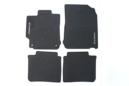 2013 toyota camry all weather floor mats