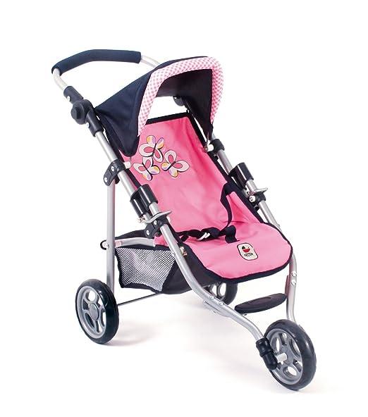 9 opinioni per Bayer Chic 2000 612 46- Passeggino per bambole, colore: Rosa