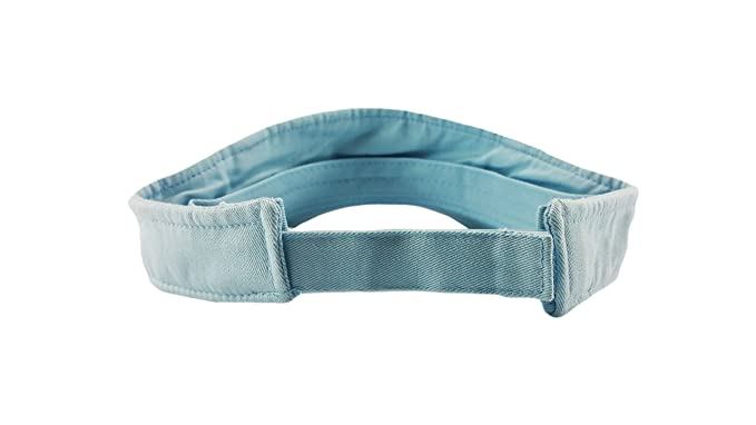 Magic Headwear Visor (Various Styles) (Powder Blue) at Amazon Men s Clothing  store  3f8427cfa944