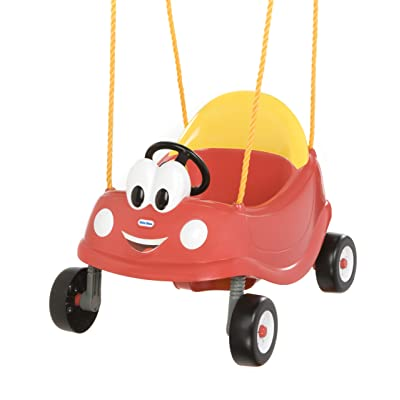 Little Tikes Cozy Coupe First Swing: Toys & Games