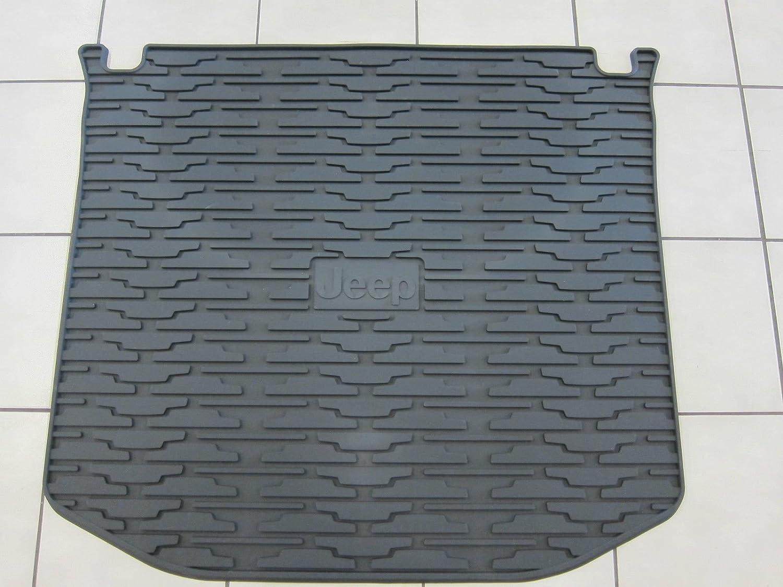 Jeep Grand Cherokee Rubber Slush Floor Mats /& Cargo Tray Liner Set Mopar by Mopar