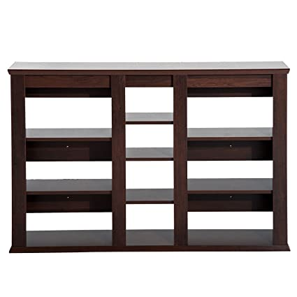 Marvelous Amazon Com New Coffee Wall Mounted Cd Dvd Book Rack Home Remodeling Inspirations Basidirectenergyitoicom