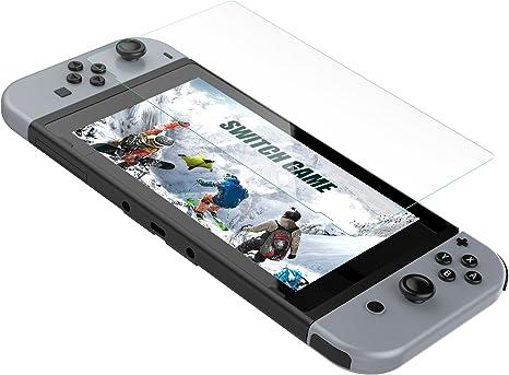 Switch - Protector de Pantalla de Cristal Templado para Nintendo ...
