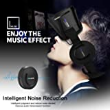 SmartElite Virtual Reality Headset, Truly Immersive VR Headphone, Add Audio Experience for 3D Games, Video and Movies, Fit for iPhone 7s/7/6/6s plus, Samsung Series and Other Smartphone Device