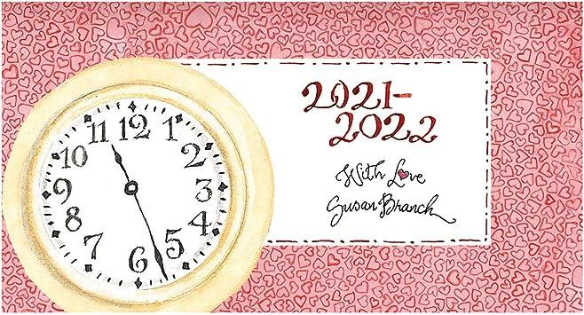 Amazon.: TF PUBLISHING 2021 2022 Artist Susan Branch 2 Year