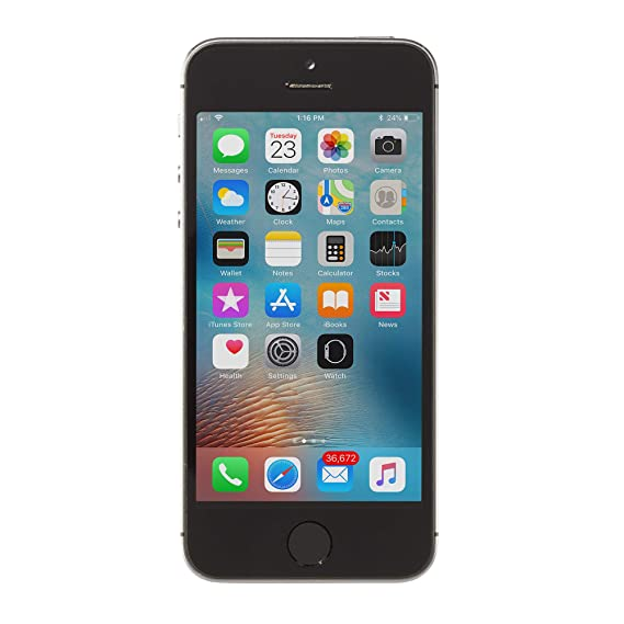IPHONE 5S 64GB SPACEGRAU MEDIA MARKT