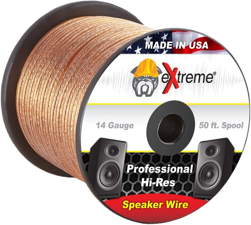 Bose Compatible Audio Speaker Wire - Home Theater - Bose Professional on