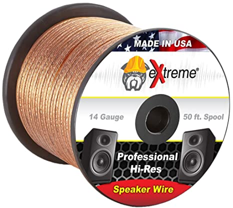 Amazon.com: Bose Compatible Audio Speaker Wire - Home Theater - Bose ...