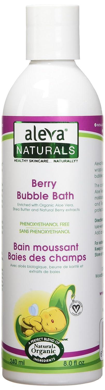 Aleva Naturals Berry Bubble Bath, 8 fl.oz/240ml DGL-041
