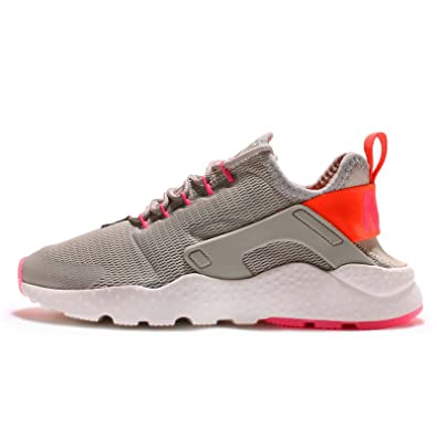 buy online db2f0 7b810 Nike Women s Wmns Air Huarache Run Ultra, LT IRON ORE TOTAL CRIMSON-PINK