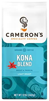 Cameron's Coffee Kona Blend Ground Coffee