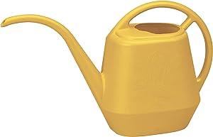 Bloem AW21-23 Watering Can Aqua Rite 1/2 Gal. (56 oz) Earthy Yellow