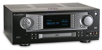 amazon com motorola dcp501 all in one home theater receiver rh amazon com Motorola DVR DCH6416 Motorola DVR Hacks