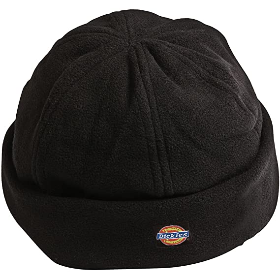 78bcee0f5e Dickies Docker Winter Ski Hat Black One Size  Amazon.co.uk  DIY   Tools