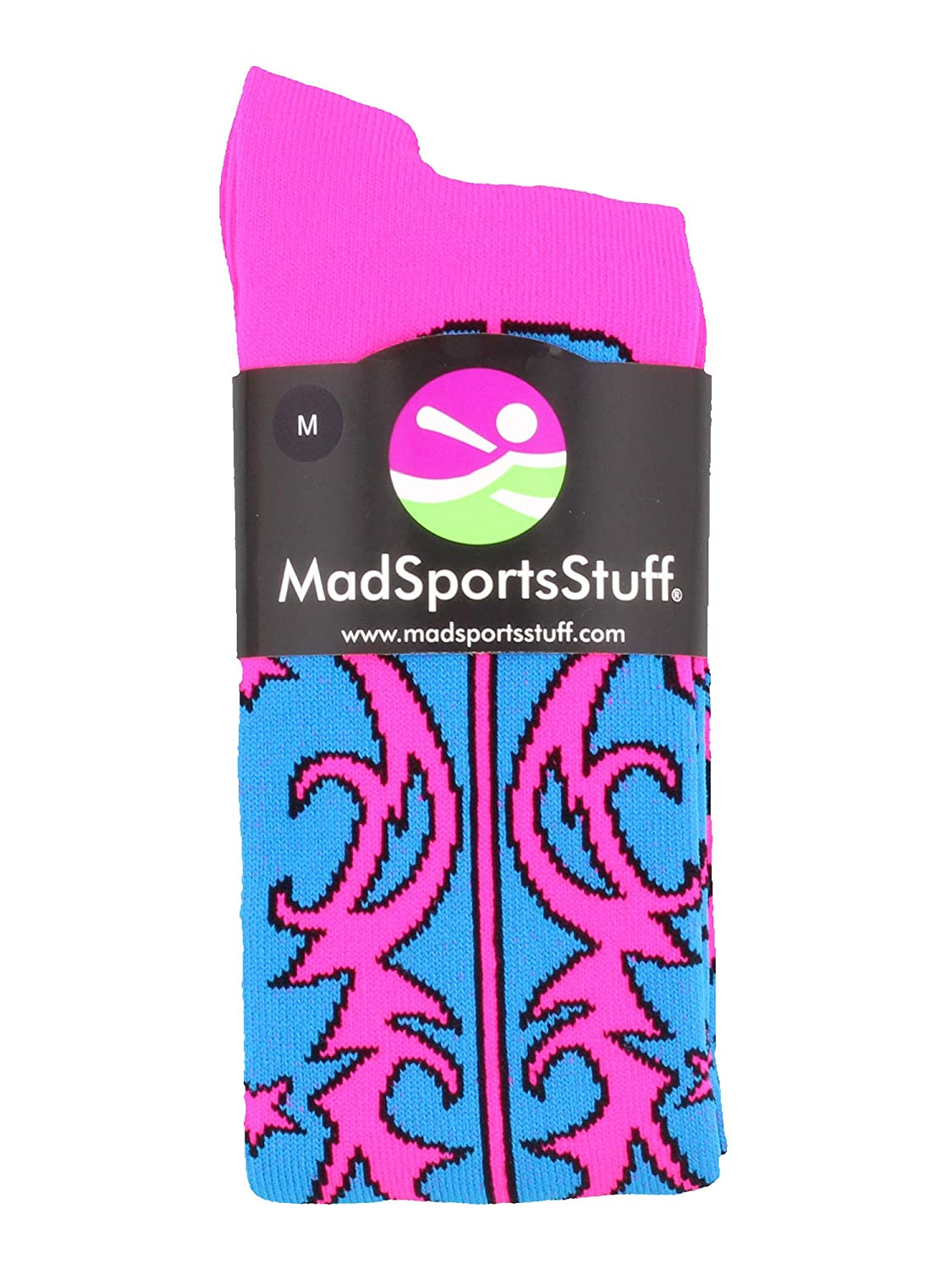 MadSportsStuff Western Boots Equestrian Athletic Over the Calf Socks ...