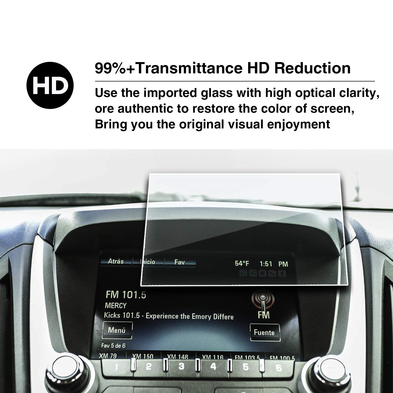 YEE PIN Car Navigation Screen Protector Glass Touch Screen Anti Scratch High LT w 7 Inch Clarity HXY