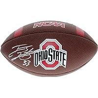 $61 » Authentic Autographed James Laurinitis Ohio State Buckeyes Wilson Logo Football ~ PSA/DNA