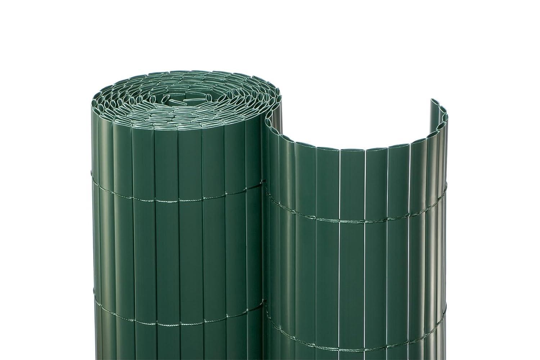 Amazon PVC Sichtschutz grün 1 8 x 10 m Rolle