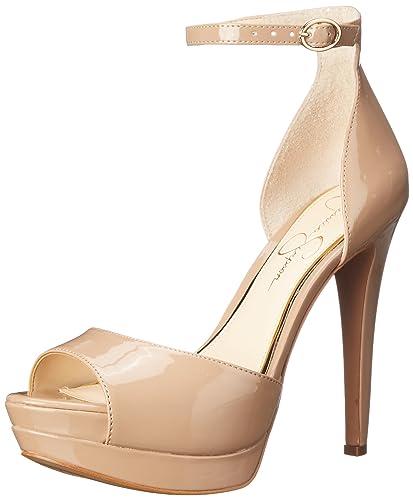 afd0489f0e Amazon.com | Jessica Simpson Women's Sylvian Dress-Pump | Pumps