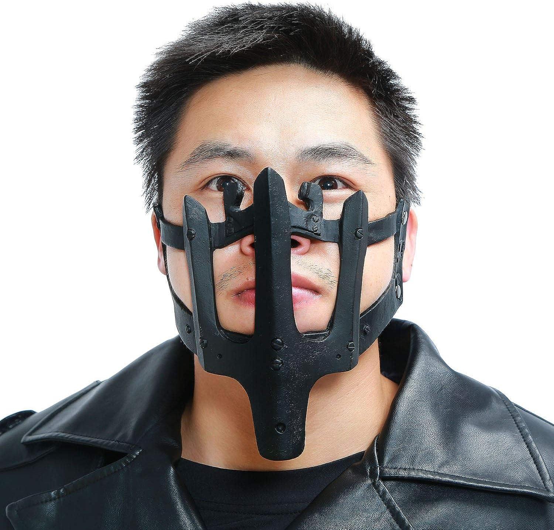 Máscara Mad Max Mask MM4 Fury Road Max Rockatansky Half Face PVC ...