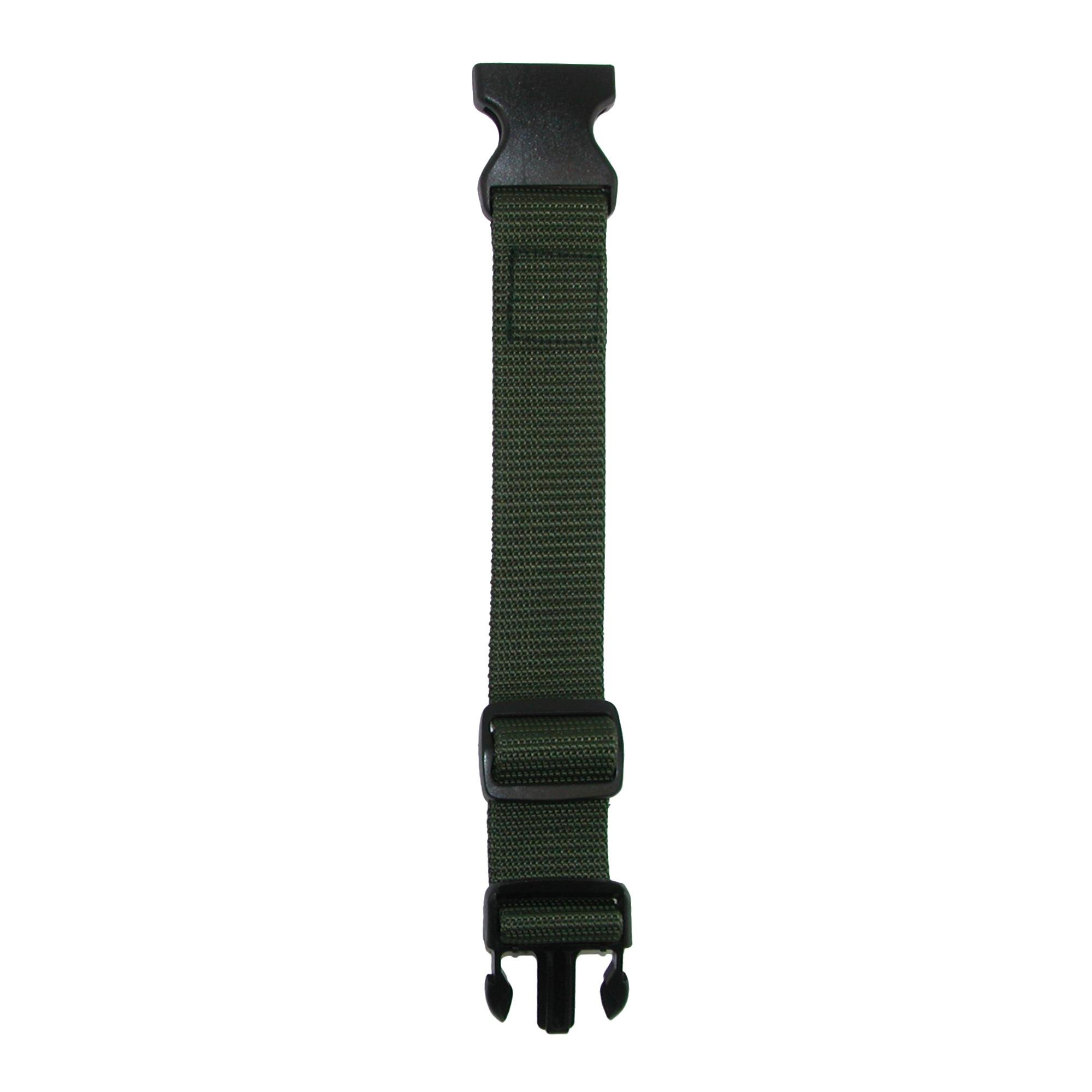 CTM Solid Add a Bag Strap, Olive