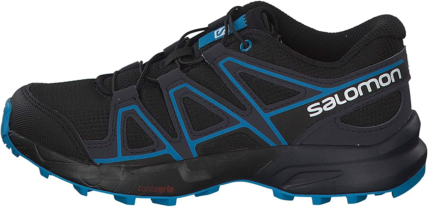 gelb, Salomon Kinder Speedcross Bungee Schuhe f/ür Trail Running und Outdoor-Aktivit/äten