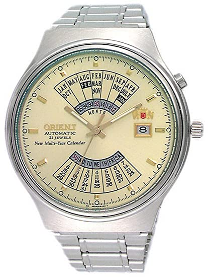 a650c10a517c Reloj Orient Automático Caballero FEU00002CW Elegant  Amazon.es  Relojes