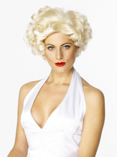 Peluca de Marilyn Monroe? para mujer